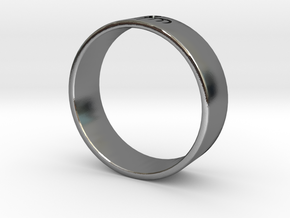 James Bond: Spectre Ring - Size 11.5 in Polished Silver