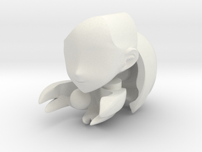 Estoril Head in White Strong & Flexible