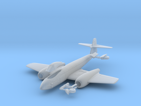 029A Gloster Meteor F.8 1/144 in Frosted Ultra Detail