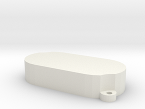 Kernow Thumper DMU Speaker Enclosure in White Natural Versatile Plastic