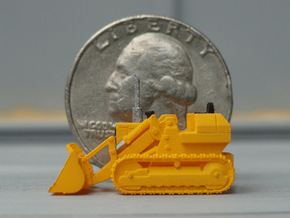 Tracked-loader-kit-05-14-13 in Smooth Fine Detail Plastic