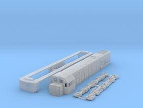 N scale U20c in Smooth Fine Detail Plastic