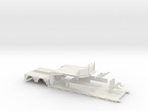 D 01-50Tiefbett ähnlich Doll Panther 2achs 1 50 in White Natural Versatile Plastic