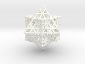 Stella Azteka in White Processed Versatile Plastic