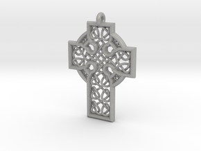 Celtic Cross in Aluminum