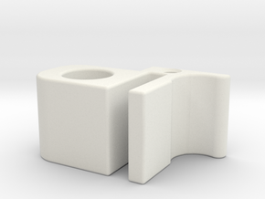 Dishwasher odor eliminator in White Natural Versatile Plastic