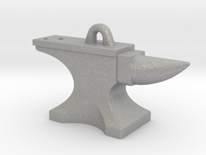 Anvil Pendant - Original Design in Aluminum