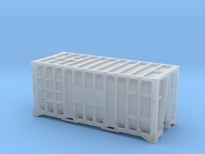 20 Waste Container Manchester (N Gauge 1:148) in Smooth Fine Detail Plastic