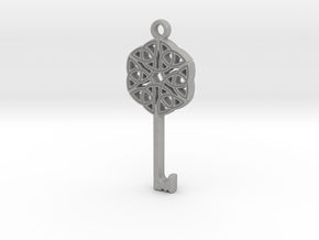 Friggjarlykill #2  - Key of Frigg in Aluminum