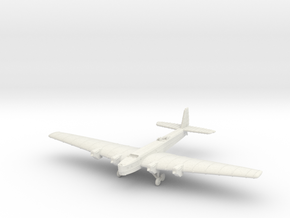 1/285 Tupolev TB-3 in White Strong & Flexible