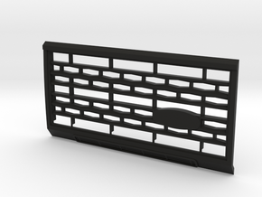 Grille Adventure D90 D110 Gelande 1:10 in Black Natural Versatile Plastic