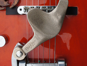 Palm-O-Low® Tremolo Arm - LEFT - HANDED in Stainless Steel