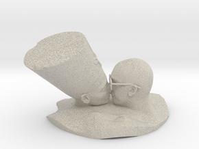 The Kiss in Sandstone