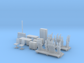 NPE10 Signal Box in Smoothest Fine Detail Plastic