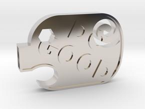 DoGood Pig in Platinum