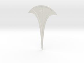 Complete 40cm KIT Destiny Base Doors Closed WSF in White Natural Versatile Plastic