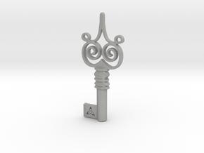Friggjarlykill #4  - Key of Frigg in Aluminum