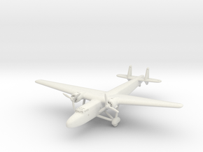 Handley Page H.P.54 Sparrow 1/285 6 mm in White Natural Versatile Plastic