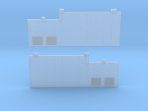 Monon Rebuilt H-15-44 HO Scale in Smooth Fine Detail Plastic