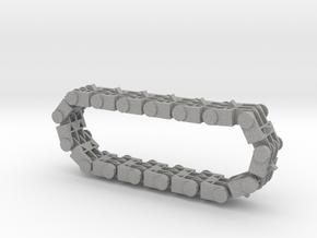 Track Bracelet in Aluminum: Medium
