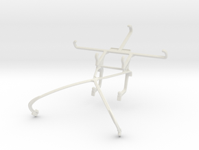 Controller mount for Shield 2015 & ZTE Open L in White Natural Versatile Plastic