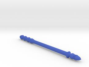 Tiny Magic Wand in Blue Processed Versatile Plastic