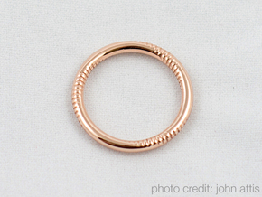 Andromeda in 14k Rose Gold Plated