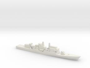 Lupo-class FFG w/ Hanger, 1/1800 in White Natural Versatile Plastic