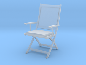 Chair 06. 1:24  Scale in Smooth Fine Detail Plastic