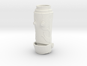HELPeR Tiki Mug in White Strong & Flexible