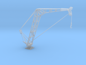 1/144 scale US Navy Crane in Frosted Ultra Detail