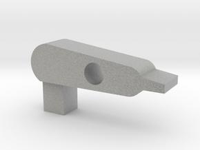 Flatnub Hopup Prowin v1 in Metallic Plastic