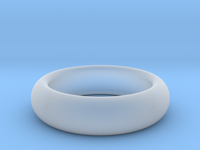 custom made  request Plain Ring size11 20.2mm in Smooth Fine Detail Plastic