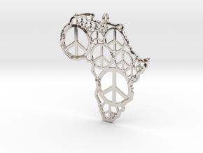 African peace in Platinum