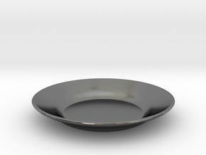 Dish in Premium Silver