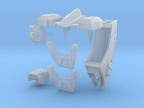 Tsunami Mech Upgrade Kit (Light) in Smooth Fine Detail Plastic