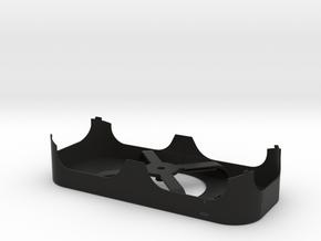 Samsung Gear VR Fan Cover in Black Natural Versatile Plastic
