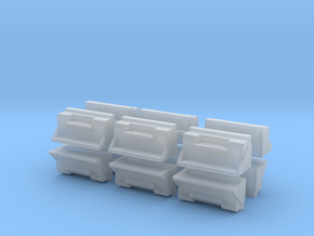 "1/50th 36"" Kenworth Step Toolbox builders pack 12 in Frosted Ultra Detail"