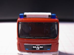 1:87 - DBS 2000 - 21mm - 10St. in Smooth Fine Detail Plastic