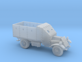 Lancia Armoured Truck, 1921 (20mm - 1/72) in Smooth Fine Detail Plastic