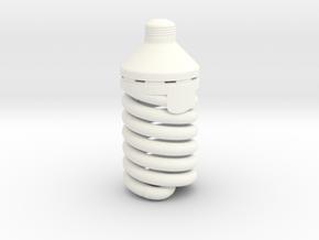 1:12 Light B-type in White Processed Versatile Plastic