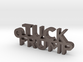 TUCK FRUMP in Stainless Steel