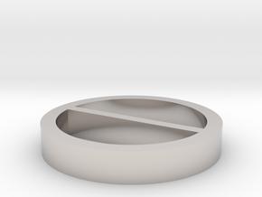Multisegment (1) in Platinum