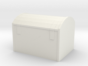 chest Heroes Quest in White Natural Versatile Plastic