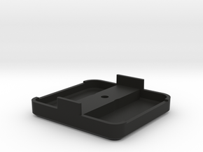 TBS Vendetta - Connector Cover 3D Print in Black Natural Versatile Plastic