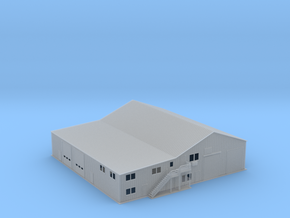 OVS Office & Outlet Warehouse Z Scale in Smooth Fine Detail Plastic