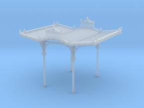 NQP10 Railway platform in Smoothest Fine Detail Plastic