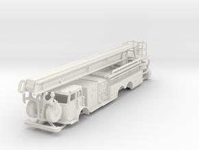 Crown Snorkel w/ Pump Panel 1/64 in White Natural Versatile Plastic