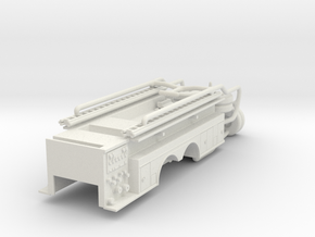 Crown Snorkel Body w/ pump 1/64 in White Natural Versatile Plastic