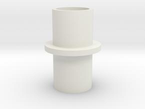 Sakura Gelly Roll HP Pen Plotter Adaptor in White Natural Versatile Plastic